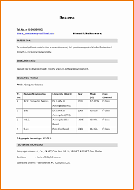 Make Online Resume Format Sidemcicek Com How To Create Template In