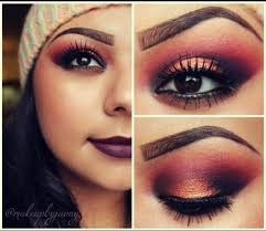 fall makeup looks mugeek vidalondon
