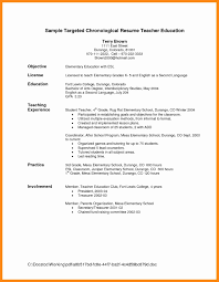 Sample Resume For Teachers Bunch Ideas Of Resume Templates For Teachers Great Sample Resume 32