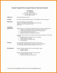 Sample Resume For Teachers Bunch Ideas Of Resume Templates for Teachers Great Sample Resume 32