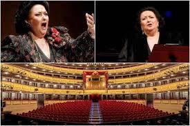 Resultado de imagen para La soprano española Montserrat Caballé, diva mundial de la ópera, muere a los 85 años