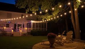 patio lights. Patio Lights Yard Envy