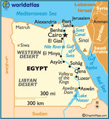 guide to egypt incredible egypt Egypts Map map of egypt egypt map