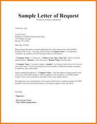 9 Request For Approval Letter Sample Forklift Resume