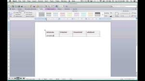 Make A T Chart In Word Make A T Chart In Word Oloschurchtp 14