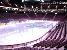 Vancouver Canucks Seating Chart View Rogers Arena Section 120 Vancouver Canucks Rateyourseats Com