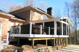 Screened In Porch Design ellicott city screen porch builder 3226 by uwakikaiketsu.us