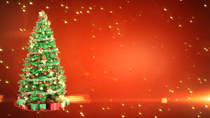 Free Shutterstock Images Christmas Tree On Red Background Stock Footage Video 100 Royalty Free 932959 Shutterstock