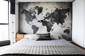 wall art behi small bedroom decor