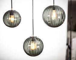 glass pendant lights nz new waldorf pendant with smoked glass by rubn æ é