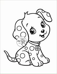 Kleurplaat Hondje Kleurplaat Voor Kinderen