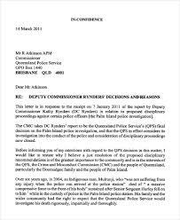 Complaint Format Letter Interesting Complaint Letters In PDF Free Premium Templates