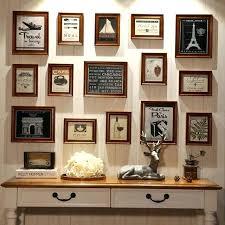 black picture frame set john lewis wood photo style wooden vintage frames sets family