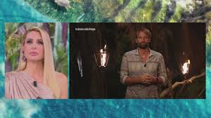 Brando Giorgi lascia l'Isola dei famosi - Video Isola dei Famosi 2021