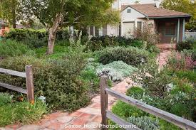 Small Picture california bungalow drought resistant garden entering front yard