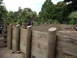 Small Picture Timber Retaining Wall Design Example Image Gallery HCPR