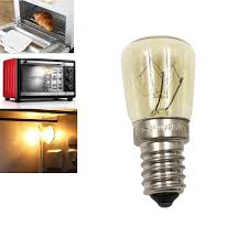 oven light bulb e14 25w high rature 300 degree yellow toaster tungsten filament bulb with high rature resistance bulb led bulb e27 5w led bulb