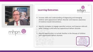 recognising and managing oppositional defiant disorder