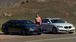 CNET on Cars 12: BMW 750Li vs. Lexus LS 460 - Roadshow