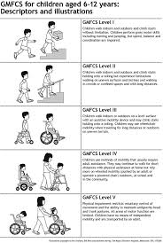 Cerebral Palsy Growth Chart Gmfcs Pinnacle Physiotherapy In Cerebral Palsy