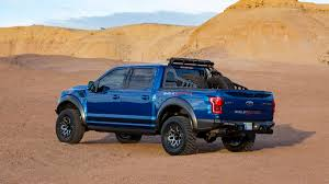 Everything you need to know about the 2018 Shelby Raptor pickup