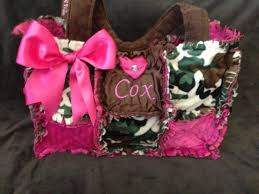 New Camo Hot Pink Rag Quilted Diaper Bag handbag Purse for baby ... & New Camo Hot Pink Rag Quilted Diaper Bag by calchicbyjacquiek, $95.00 Adamdwight.com