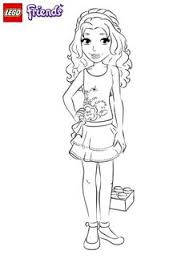 Small Picture lego friends coloring pages printable free Cutare Google
