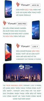The Color Picture: Nhìn lại những chiến dịch truyền thông giúp Vsmart nâng  tầm thương hiệu điện thoại Việt