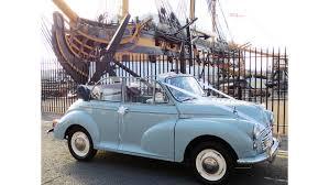 Vintage Wedding Car Hire In Hampshire