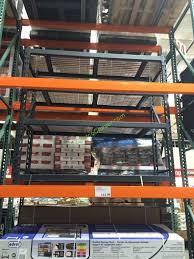 costco 566085 edsal industrial rack