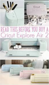 Cricut Machine Designs Cricut Explore Air 2 Review How To Use A Cricut Machine