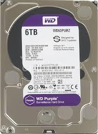 Купить <b>Жесткий диск WD</b> Purple WD60PURZ в интернет ...