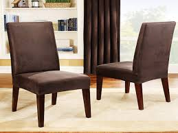 Living Room Black Leather Chair With Brown Dining Room Chairs - Brown dining room chairs