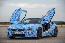 Town+Country BMW | MINI Markham Blog: BMW i8 Technical Specs (Gallery)