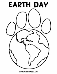 Small Picture Cute Earth Day Printable Coloring Pages Earth Day Coloring Page