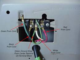 prong prong dryer cord american service dept parts service help 4 prong dryer cord