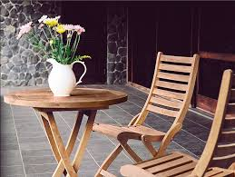 teak bistro table and chairs. Teak Bistro Set Table And Chairs Universal Patio Furniture
