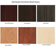 wood colours for furniture. Heartwood Furniture Table Top Colours Wood For