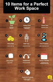 office desk decorating. 10 Desk Items To Create The Perfect Working Environment Office Decor Diy Ideas Pinterest Decoration Idea Decorating