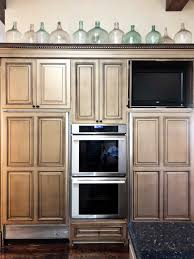 above your kitchen cabinets decoration