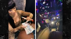 B Q Emulsion Colour Chart Cardi B Takes Over Nigerian Strip Club Ahead Of First Gig In