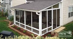 the most common types of sunroom roofs
