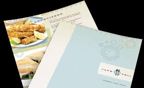 Restaurant Menu Design Templates Make A Restaurant Menu Design Your Own Menus Stocklayouts