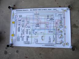 mg midget wiring diagram mg image wiring diagram austin healey mkiii wiring diagrams austin auto wiring diagram on mg midget 1275 wiring diagram