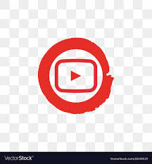 Youtube Icon Template Youtube Social Media Icon Design Template Vector Newwaysys
