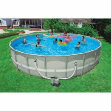 above ground pools from walmart. Modren Ground Intex 22 Ft X 39ft 52 Inch Ultra Frame Swimming Pools For Sale At Walmart Inside Above Ground Pools From Walmart G