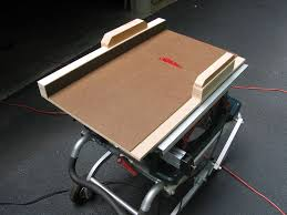 picture of 6 tips to building a better cross cut sled for your tablesaw