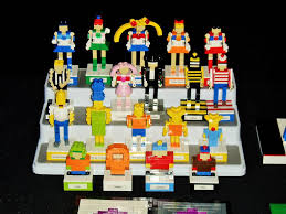 oz comic con lego figures by masterwriter on  oz comic con 2015 lego figures by masterwriter