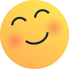 Image result for blushing emoticon