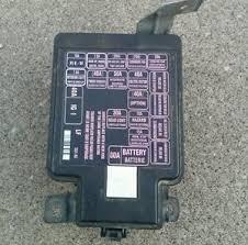 96 97 98 honda civic engine fuse box d16 y7 auto 96 98 oem ebay 98 Honda Civic Fuse Box image is loading 96 97 98 honda civic engine fuse box 98 honda civic fuse box diagram